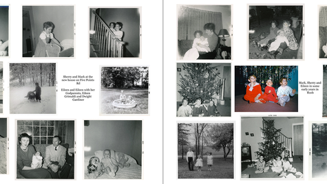 pages 30 & 31 - 1950s & 60s