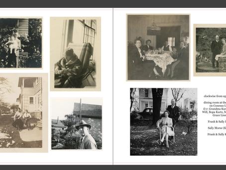 Family Photo Album - Revamp!