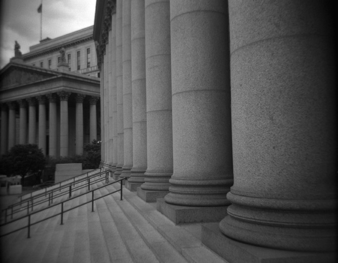 US Courthouse & US Court of Appeals