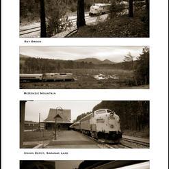 Adirondack Rail