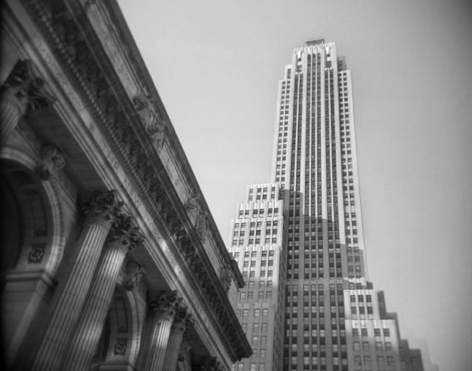 NY Public Library & 500 5th Ave