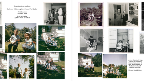 pages 28 & 29 - 1950s