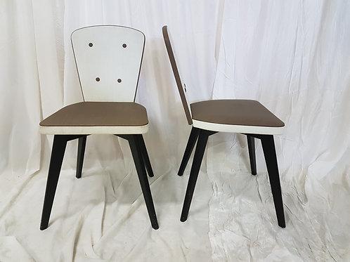 Vintage eetkamer stoel / Per stuk