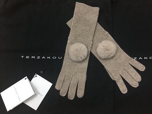 Gloves with rex TU