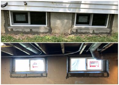 New Basement Windows