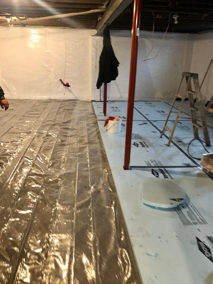 Ready for Flooring