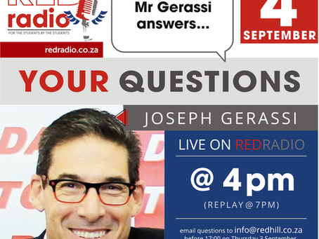 Coming up: Joseph Gerassi on RedRadio