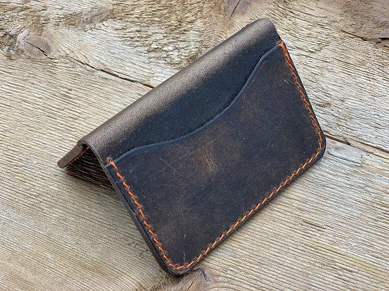 Logan's 3-Pocket: Brown & Orange