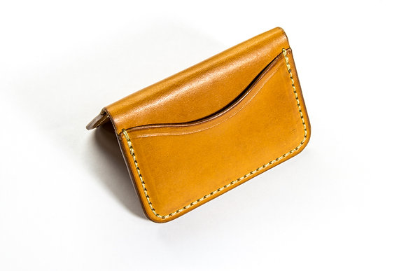 Slim 3-Pocket Wallet