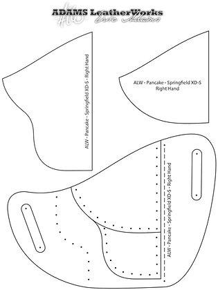 "Springfield Armory - XD-S 3.3"" 9/40/45"