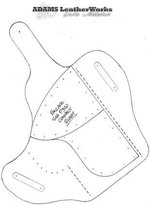 Sig Sauer - P320 Compact Thumb Strap