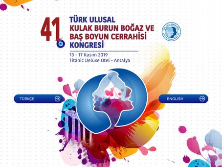 Türk Ulusal KBB BBC konqresinə dəvət