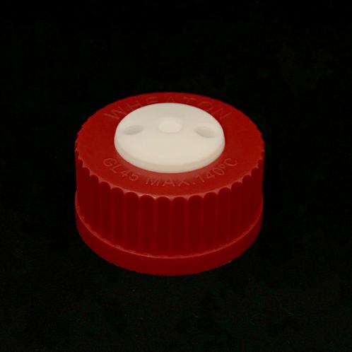Bottle Cap GL-45 .125x.125