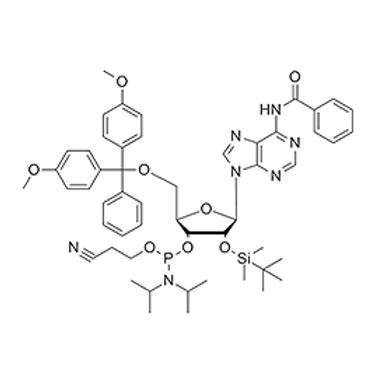 N6-Bz-5'-O-DMT-2'-O-TBDMS-A-CE Phosphoramidite