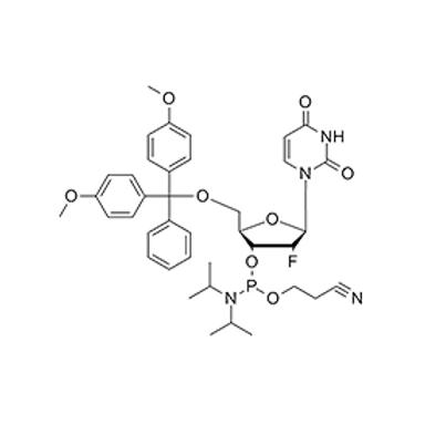 5'-O-DMT-2'-fluoro-dU-CE Phosphoramidite