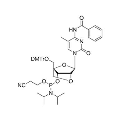 N4-Bz-5'-O-DMT-2'-O-4'-C-Locked-5-Me-C-CE Phosphoramidite
