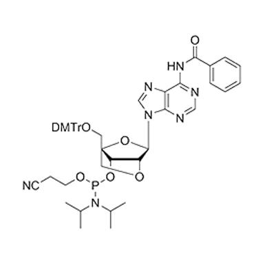N6-Bz-5'-O-DMT-2'-O-4'-C-Locked-A-CE Phosphoramidite