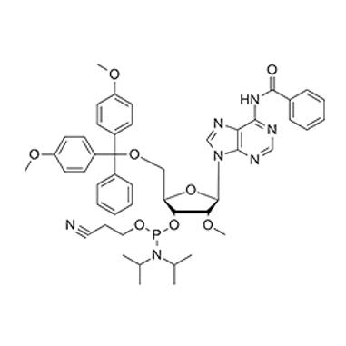 N6-Bz-5'-O-DMT-2'-OMe-A-CE Phosphoramidite