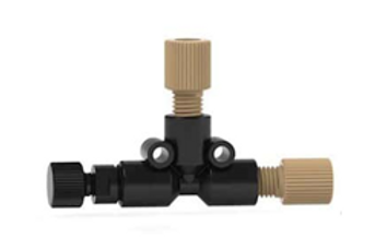 """Micro Metering Valve Assembly for 1/8"""" OD"""