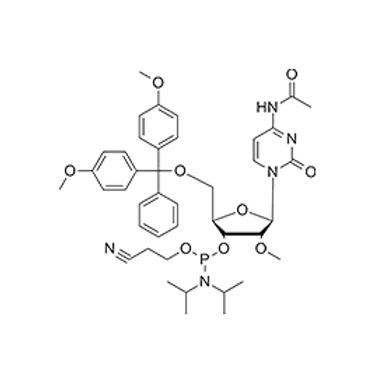 N4-Ac-5'-O-DMT-2'-O-Me-C-CE Phosphoramidite