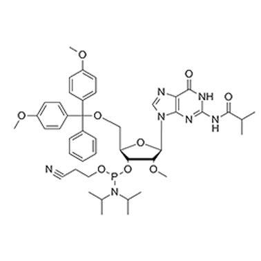 N2-iBu-5'-O-DMT-2'-OMe-G-CE Phosphoramidite