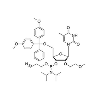 5'-O-DMT-2'-O-MOE-T-CE Phosphoramidite