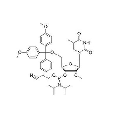5-Me-5'-O-DMT-2'-OMe-U-CE Phosphoramidite 1g