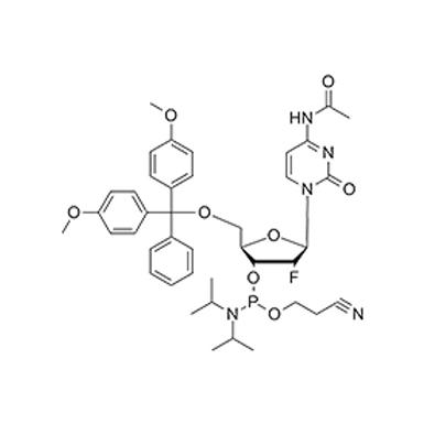 N4-Ac-5'-O-DMT-2'-fluoro-dC-CE Phosphoramidite 5g