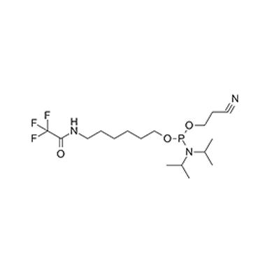 TFA-C6-amine-linker amidite
