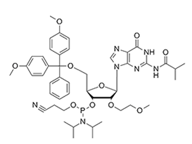 N2-iBu-5'-O-DMT-2'-O-MOE-G-CE Phosphoramidite