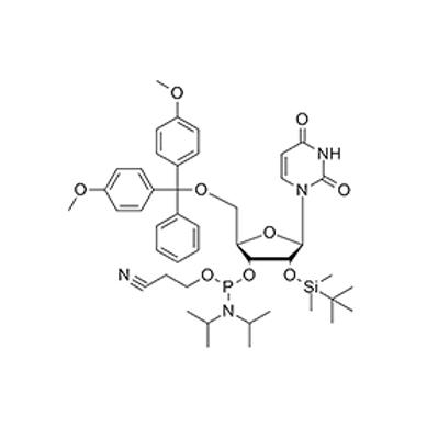 5'-O-DMT-2'-O-TBDMS-U-CE Phosphoramidite