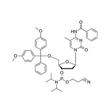 N4-Bz-5-Me-5'-O-DMT-dC-CE Phosphoramidite
