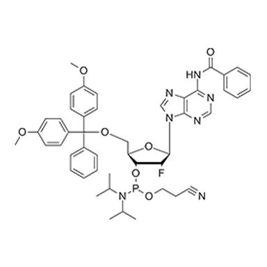 N6-Bz-5'-O-DMT-2'-fluoro-dA-CE Phosphoramidite 5g