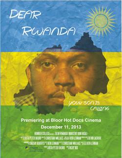 Dear Rwanda