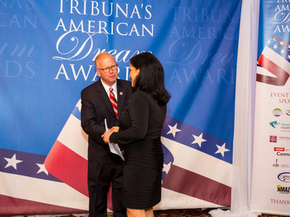 2016 Tribuna's Third Annual American Dream Awards provides over $22,000 in scholarships and awards