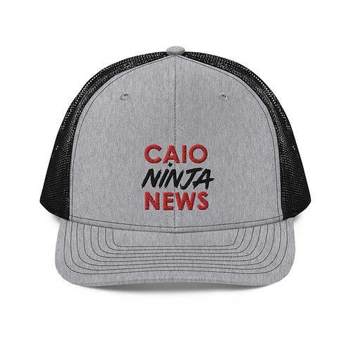 CAIO NINJA NEWS Trucker Cap