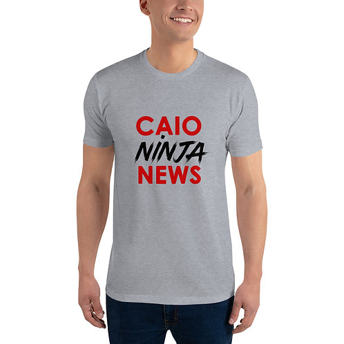 CAIO NINJA NEWS T-SHIRT (JACK'S COLLECTION)