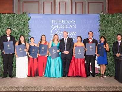 2017 Tribuna's Fourth Annual American Dream Gala Presents $25,000 In Awards