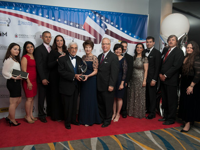 2015 Tribuna's American Dream Awards Over $24,000 given in scholarships, awards and donations to