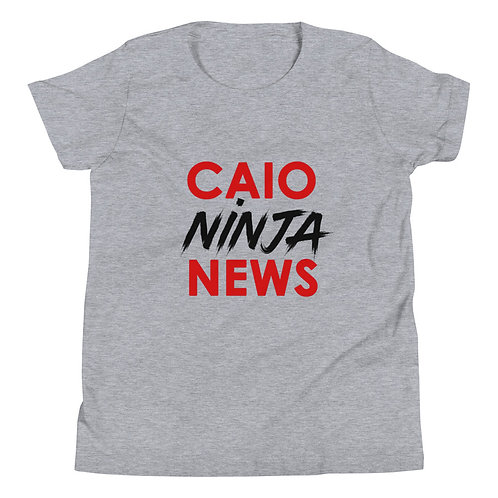 CAIO NINJA NEWS T-SHIRT (KIDS COLLECTION)