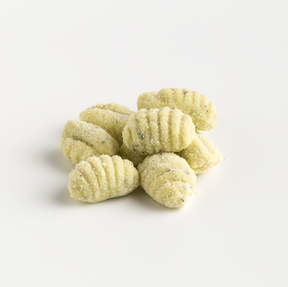 Färbige Kartoffel-Gnocchi