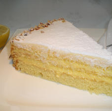 Limoncello-Torte