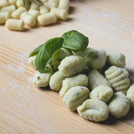 Vegane Kartoffel-Gnocchi