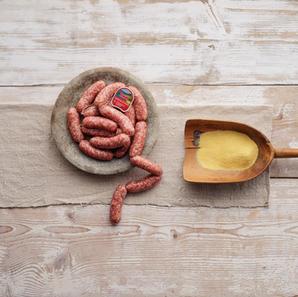 Salsiccia fresca di Sauris