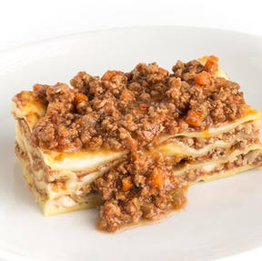 Frische Lasagne