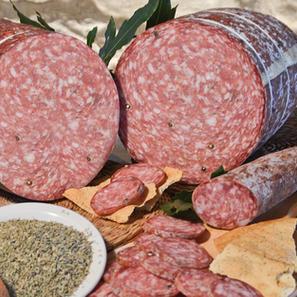 Fenchel-Salami