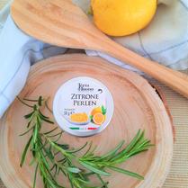 Zitronen-Perlen