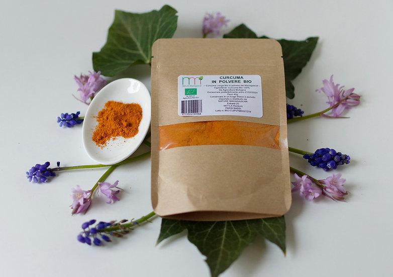 Curcuma (Turmeric ) Powder - Organic