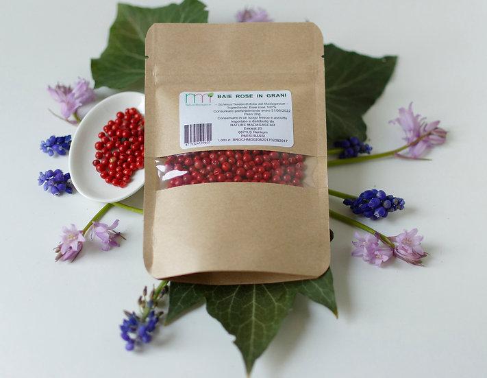 Pink Peppercorn in grain (Baie Rose)