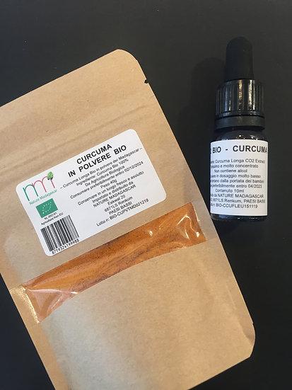 Set Organic Turmeric